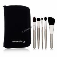 Colorescience On The Go brush Set (Набор кистей для макияжа (5 кистей), 1 шт. - купить, цена со скидкой