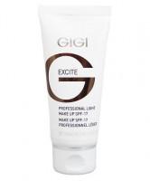 GIGI Bp collection light make up (Легкая тональная основа spf-17), 100 мл - купить, цена со скидкой