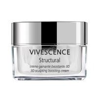Vivescence Structural 3D sculpting boosting cream (Структурирующий крем) - купить, цена со скидкой