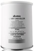 Davines L'Art Decolor Bleaching Powder (Осветляющая пудра), 500 гр. - купить, цена со скидкой