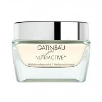 Gatineau Nutriactive mediation rich cream (Питательный, успокаивающий крем), 50 мл. - купить, цена со скидкой