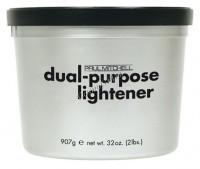 Paul Mitchell Dual-purpose lightener (Осветляющий порошок), 907 г. - купить, цена со скидкой