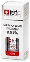 TETe Cosmeceutical Гиалуроновая кислота 100%, 10 мл - купить, цена со скидкой
