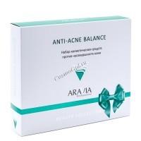 Aravia Professional Anti-Acne Balance (Набор против несовершенств кожи) - купить, цена со скидкой