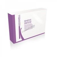 Keenwell Sensitive & reactive skin treatment professional Набор средств на одну процедуру, 5 средств. - купить, цена со скидкой