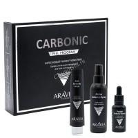 Aravia Professional Carbon Peel Program (Карбоновый пилинг-комплекс) - купить, цена со скидкой