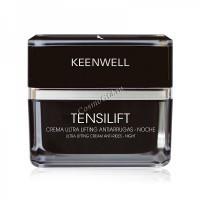Keenwell Tensilift crema super lifting antiarrugas-noche (Ночной ультралифтинговый омолаживающий крем), 50 мл. - купить, цена со скидкой