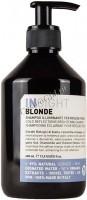 Insight Blonde Cold Reflections Brightening shampoo (Шампунь для поддержания холодных оттенков) -
