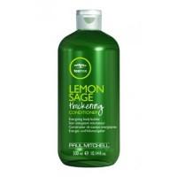Paul Mitchell Lemon Sage Thickening Conditioner - объемообразующий кондиционер 1000мл - купить, цена со скидкой