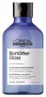 L'Oreal Professionnel Série Expert Blondifier Gloss shampoo (Шампунь для осветленных и мелированных волос) -