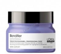 L'Oreal Professionnel Serie Expert Blondifier mask (Маска для осветленных и мелированных волос) -