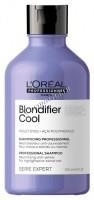 L'Oreal Professionnel Serie Expert Blondifier Cool shampoo (Шампунь для нейтрализации желтизны холодных оттенков блонд) -