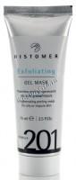 Histomer Formula 201 Exfoliating Gel Mask (Гелевая маска-эксфолиант), 75 мл - купить, цена со скидкой