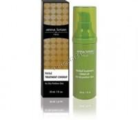 Anna Lotan pro  Herbal treatment coverup (Растительный матирующий флюид), 30 мл. - купить, цена со скидкой