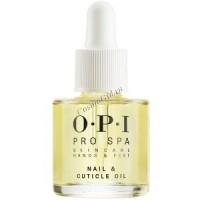 OPI Pro Spa Nail & Cuticle Oil (Масло для ногтей и кутикулы) - купить, цена со скидкой
