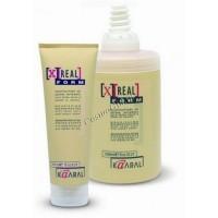 Kaaral X-real crema ricostruttore (Крем-кондиционер восстанавливающий с маточным молочком), 1000 мл. - купить, цена со скидкой