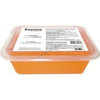 Kapous Биопарафин  с морковью и бета-каротином брикете 2*500 гр. - купить, цена со скидкой