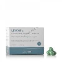 Sesderma Levavit Z food supplement (Бад к пище «Левавит Z»), 60 капсул. - купить, цена со скидкой