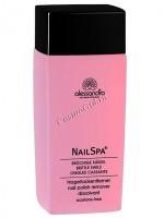 Alessandro Nail polish remover (Жидкость для снятия лака без ацетона), 120 мл - купить, цена со скидкой