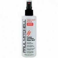 Paul Mitchell Спрей для волос cильной фиксации Freeze and Shine Super Spray 250 мл. - купить, цена со скидкой