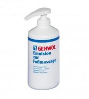 GEHWOL Эмульсия для массажа 500 мл - купить, цена со скидкой