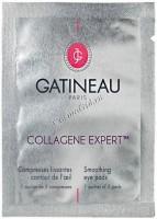Gatineau Cleansers-toner collagene eye pads (Коллагеновые компрессы для ухода за кожей вокруг глаз),  2 шт. - купить, цена со скидкой