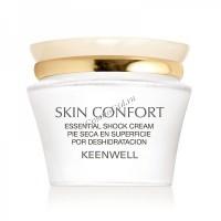 Keenwell Skin confort essential shock cream (Дневной шок-крем), 50 мл. - купить, цена со скидкой