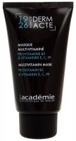 Academie Masque multi-vitamine provitamine B5 & vitamines E, C, PP (Мультивитаминная маска), 75 мл - купить, цена со скидкой