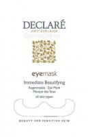 Declare age control Immediate beautifying mask eye (Маска для зоны вокруг глаз «Мгновенная красота»), 8 мл - купить, цена со скидкой