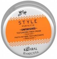 Kaaral Style Perfetto Unfinished (Волокнистая паста для текстурирования волос), 80 мл - купить, цена со скидкой