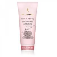 Keenwell Sculture body-reducing cream thermo-active heat effect (Термоактивный крем для похудения с тепловым эффектом), 200 мл. - купить, цена со скидкой