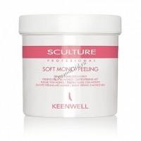 Keenwell Sculture professional soft monoi peeling (Мягкий пилинг с маслом монои), 500 мл. - купить, цена со скидкой