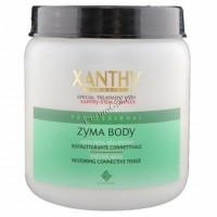 Histomer Xanthy zyma body (Реструктуризирующая  маска с энзимами), 250 гр.  - купить, цена со скидкой