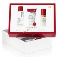 CellCosmet Face Discovery Collection Box (Набор Стартовая коллекция для кожи лица: активный лосьон - тоник, крем для глаз, ультравитальный крем), 3 средства - купить, цена со скидкой