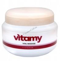 Histomer Vitamy Vital Massage (Массажный крем Витами), 500 мл. - купить, цена со скидкой