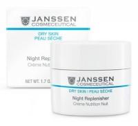 Janssen Night replenisher (Питательный ночной регенерирующий крем) - купить, цена со скидкой