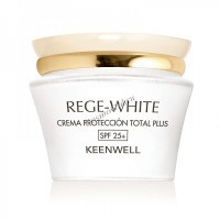Keenwell Rege-white total plus protection cream spf-25 (Защитный крем «Тотал плюс» сзф-25) -