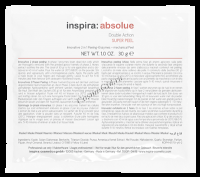 Inspira Absolue Double Action Super Peel (Энзимный скраб 2-в-1), 1*30 мл -