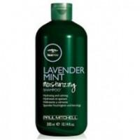 Paul Mitchell Увлажняющий шампунь с экстрактом лаванды Lavender Mint Moisturizing Shampoo 1000мл - купить, цена со скидкой