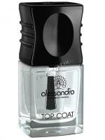Alessandro Top coat (Верхнее покрытие маникюра), 10 мл - купить, цена со скидкой