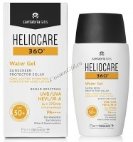 Cantabria Labs HELIOCARE 360º Water Gel Sunscreen SPF 50+ (Солнцезащитный увлажняющий гель-флюид SPF 50+), 50 мл -