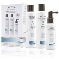 Nioxin hair system kit system 5 (Набор 3-ступенчатой системы 5) - купить, цена со скидкой