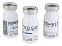 Ericson laboratoire Meso-vit treatment (Набор мезо-вит про из 4-х препаратов на 6 процедур), 1 шт. - купить, цена со скидкой