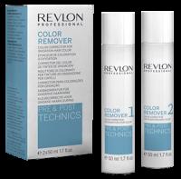 Revlon Professional color remover (Средство для коррекции уровня красителя) 2шт по 50 мл - купить, цена со скидкой