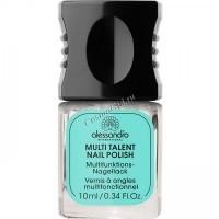 Alessandro Prm multi talent nail polish (Универсальное средство для ногтей 9 в 1), 10 мл - купить, цена со скидкой