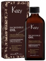 Kezy Incredible Oil (Масло для волос «Инкредибл оил») -