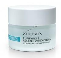 Arosha Oxygenetic Purifying Regenerating Cream (Восстанавливающий крем для придания упругости и увлажнения коже) -