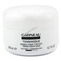 Gatineau Toning cream mask (Тонизирующая крем маска), 200 мл. - купить, цена со скидкой
