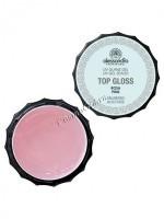 Alessandro Top gloss gel pink (Гель для наращивания и моделирования ногтей розовый), 15 г - купить, цена со скидкой