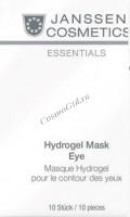 Janssen Hydrogel Mask Eye (Укрепляющие гидрогель-патчи для кожи вокруг глаз), 10 шт - купить, цена со скидкой